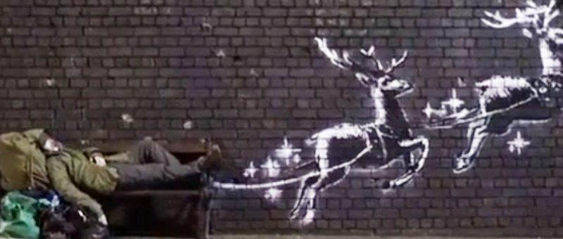 Banksy-Natale